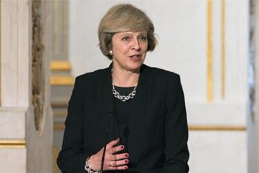 Takian.ir prime minister theresa may